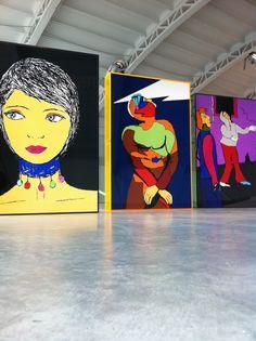 mostra personale - Galleria Lagorio LAC - Brescia 2011