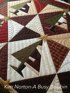 RGA Design LLC: 60 Degree Triangle Baby Quilt | Quilt patters ... : rga design quilts - Adamdwight.com