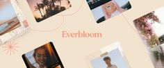 Everbloom Mobile Video Editing App Launches - FilterGrade Free Photoshop, Photoshop Actions, Video Editing Apps, Aesthetic Filter, Press Kit, Mobile Video, Videography, Filmmaking, Overlays