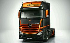 Best Truck In The World - Truck is one sort of car that has a huge body and also design. There are numerous trucking firms in the world for instance Volvo Scania AB DAF Trucks MAN Iveco Peterbilt Kenworth etc Rc Trucks, Custom Trucks, Cool Trucks, Semi Trailer Truck, Daimler Ag, Mercedes Benz Trucks, Cool Sports Cars, Truck Design, Car Brands