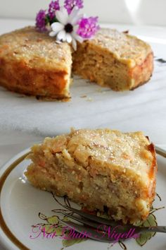 Vegetable cake...i really want to try this!