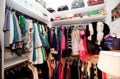 Dicas para conservar roupas e armários no inverno