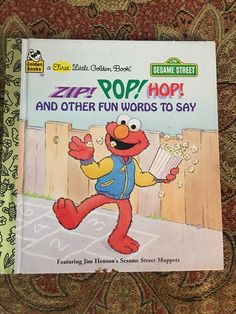 Zip! Pop! Hop! And other Fun Words to Say Copyright 1996 MCMXCVII