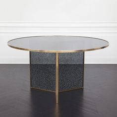 Fractured Dining Table by Kelly Wearstler