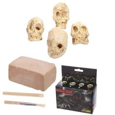 Shop today for Fun Kids Skulls Dig it Out Kit by weeabootique !