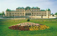 Fotos da Áustria: Palácio Belvedere, em Viena
