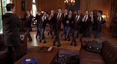 Glee Deleted Scenes | Glee' Deleted Scene From MJ Tribute: The Warblers Cover 'I Want You ...