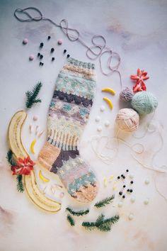 Knitting Socks, Christmas Stockings, Knit Crochet, Diy Crafts, Colours, Holiday Decor, Blog, Home Decor, Inspired