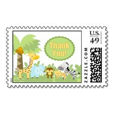1661 best baby thank you postage stamps images on pinterest make
