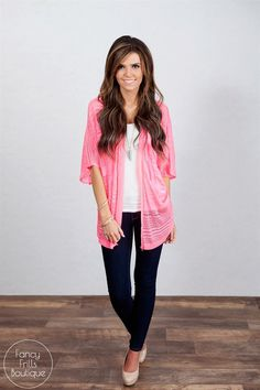 Still hoping for this. Maybe in a go with anything color. Summer Lightweight Cardigan! | Jane