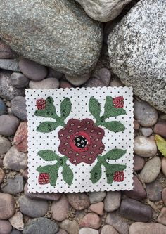 Temecula Quilt Company -  Applique Block of the Month
