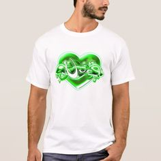 Shop Nue T-Shirt created by Personalize it with photos & text or purchase as is! Shirt Style, Your Style, Shirt Designs, Heart, Mens Tops, T Shirt, Collection, Color, Fashion