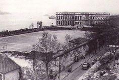 Çırağan Şeref Stadı 1934-1986