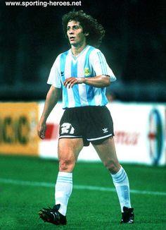 Pedro Troglio - Argentina - FIFA Copa del Mundo 1990