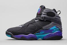 Air Jordan 8 Retro – Aqua, , #agpos, #sneaker, #sneakers, #sneakerhead, #solecollector, #sneakerfreaker,  #nicekicks, #kicks, #kotd, #kicks4eva #kicks0l0gy, #kicksonfire, #womft, #walklikeus, #schuhe, #turnschuhe, #yeezy, #nike, #adidas, #puma, #asics, #newbalance #jordan, #airjordan, #kicks