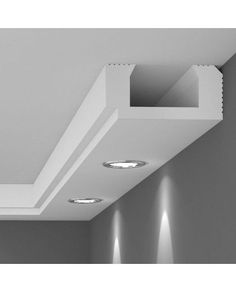 Prefabricated tray for indirect lighting. The ideal roofing solution … – skating designs – eliving Ceiling Design Living Room, Ceiling Light Design, False Ceiling Design, Ceiling Decor, Lighting Design, Living Room Designs, Ceiling Lights, Living Room Lighting Ceiling, Cove Lighting