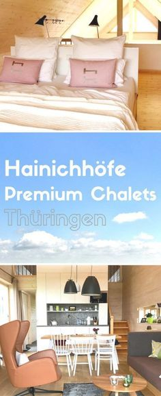 Doing nothing in Thuringia: a little break in the Hainichhöfe Premium Chalets - Travel Meet Friends, Bunk Beds, Travel Inspiration, The Good Place, Storage, Places, Furniture, Home Decor, Holidays