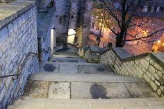 Erfurter Dom - Zugang