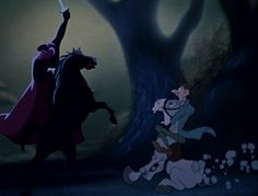 headless horseman - sleepy hollow #disney