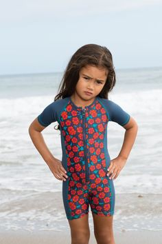 Little Marc Jacobs beachwear for summer 2014 - Fannice Kids Fashion Little Girl Fashion, Toddler Fashion, Kids Fashion, Swimwear 2014, Kids Swimwear, Simple Outfits, Kids Outfits, Girls One Piece Swimsuit, Little Marc Jacobs