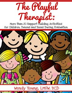 Be a #Playful #Therapist This resource helps during evaluation and beyond.