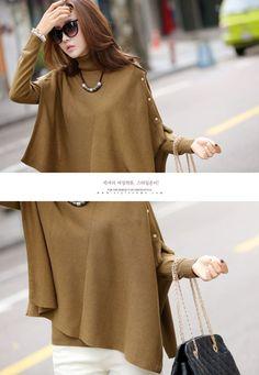 styleonme 披肩造型針織外搭上衣:我的時尚夢工廠 myDress 時裳韓風