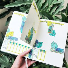 Bujo, Watercolor Art, Layout, Watercolor Painting, Page Layout, Watercolour