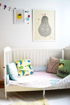 Kinderbett/Kindercouch von marcia