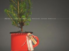Merry Christmas by Natural Greek Fabrics! Have a wonderful day! ~~~ #naturalgreekfabrics #natural #fabrics #christmas #athens #home #decoration