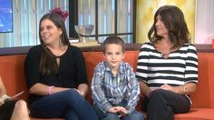 See how this young mom is fighting cancer with an 'amazing spirit'