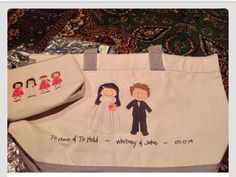 Cute wedding gift for bride  to use on her honey moon!