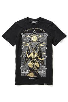 Eternal Holiday T-Shirt [B] | KILLSTAR