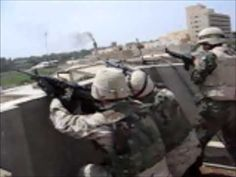NAJAF IRAQ - BLACKWATER FIREFIGHT - PART 2   James Yeager