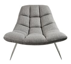 @ Americus Lounge Chair By Ivy Bronx Space Furniture, Furniture For Small Spaces, Accent Furniture, Modern Furniture, Furniture Deals, Chair Upholstery, Upholstered Dining Chairs, Lounge Chairs, Office Chairs