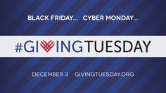 Another #GivingTuesday Digital Billboard, thanks @Posterscope Worldwide