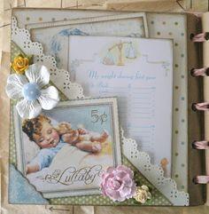 the sweetest little baby album