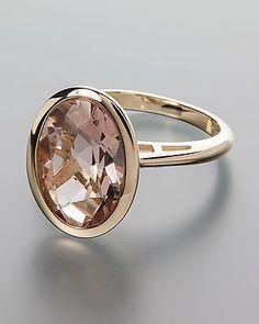 Eleganter Goldring mit funkelndem Fluorit von Sogni d´oro #Sognidoro #sogni #doro #Schmuck #edelsteine #jewelry #gemstones #colors