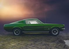 Re'edit of a American classic Ford Mustang.  Re'edit of a American classic Ford Mustang. Gallery quality print on thick 45cm / 32cm metal plate. Each Displate print verified by the Production Master. Signature and hologram added to the back of each plate for added authenticity & collectors value. Magnetic mounting system included.  EUR 44.00  Meer informatie