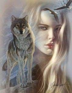 Full Diamond Embroidery beauty picture diy Square Diamond Painting Stitch kits rhinestone Needlework Home Decoration Wolf Wolf Spirit, Spirit Animal, Fantasy Wolf, Fantasy Art, Wolves And Women, Wolf Wallpaper, Wolf Love, Wolf Pictures, Beautiful Wolves