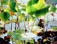Robin Erickson watercolour