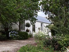 Moolmanshof | in South Africa, Western Cape, Route 62, Cape Overberg, Swellendam, Swellendam area Dutch Gardens, Cape Dutch, Old World Charm, Holiday Activities, South Africa, Landscapes, Farmhouse, Architecture, Plants