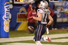 Patriots vs. Chargers: Week 14 TD