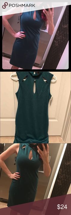 Free Press key hole dress NWT, S Free Press key hole dress NWT, S Dresses Mini