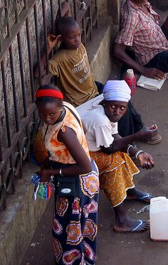 Guinée - Conakry - Street 2002 2