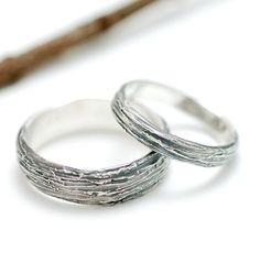 ... and we might have a set of casual wedding rings.