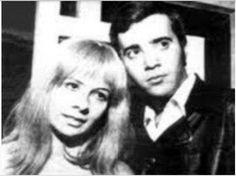 as bruxas - novela de ivani ribeiro  - tv tupi - 1972 - cena com Tony Ramos e Debora Duarte
