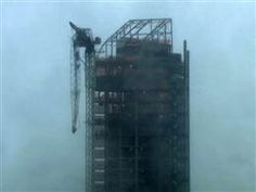 NBCNews.com video: NY Top of the Rock live storm cam  Scary sight! Be careful out east!