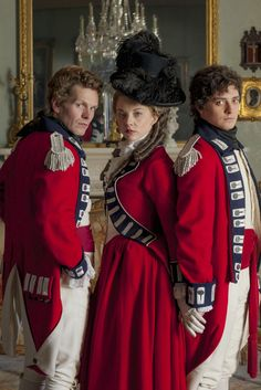 """The Scandalous Lady W (2015)  """"I belong to no man""""  You tell 'em Lady W - I love Natalie Dormer - she plays strong women with that hint of vulnerability. She's just stunning."""