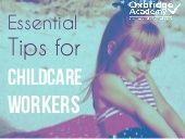 Essential Tips for Childcare Workers Programming For Kids, Caregiver, Childcare, Coaching, Presentation, Essentials, Collections, Pug Dogs, Training