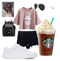 """""""Untitled #32"""" by debbie-mb on Polyvore featuring rag & bone, Vans, Ray-Ban and Barneys New York"""